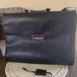 Bally men's briefcase